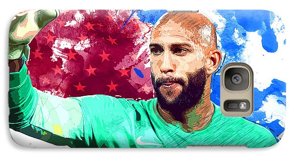 Tim Howard Galaxy S7 Case
