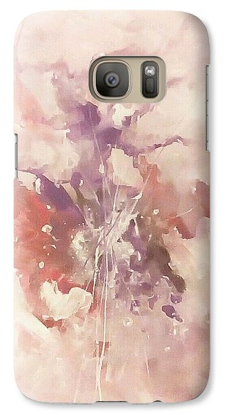 Galaxy Case featuring the painting Time And Again by Raymond Doward