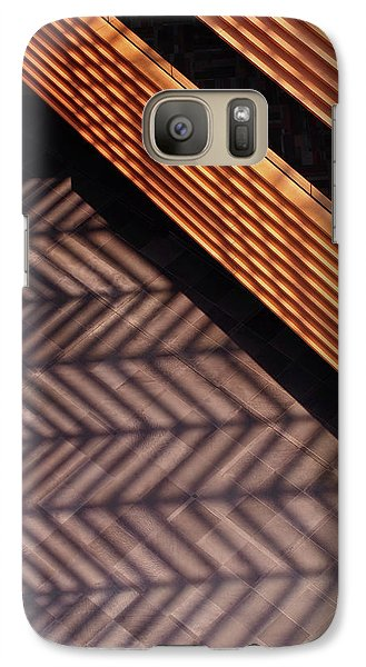 Galaxy Case featuring the photograph Time And Materials by Rona Black