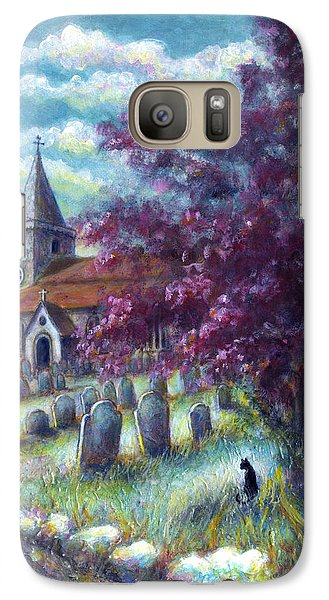 Time Our Companion Galaxy S7 Case