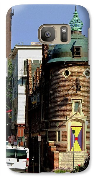 Time To Face The Harvard Lampoon Galaxy S7 Case