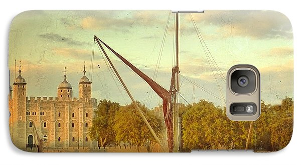 Galaxy Case featuring the photograph Time Travel by LemonArt Photography