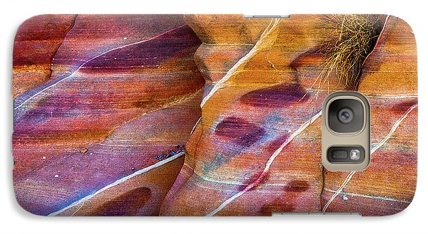 Galaxy Case featuring the photograph Timelines by Darren White