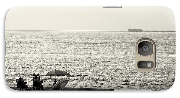 Galaxy Case featuring the photograph Times Gone By by Pedro L Gili