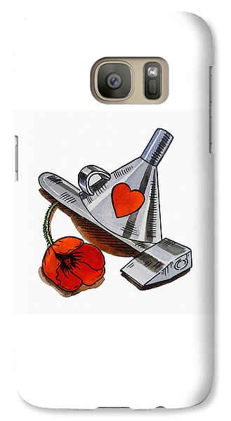 Tin Man Hat The Wizard Of Oz Galaxy S7 Case