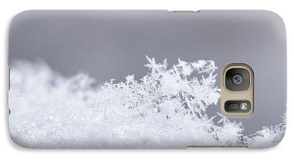 Galaxy S7 Case featuring the photograph Tiny Worlds I by Ana V Ramirez