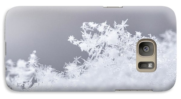 Galaxy S7 Case featuring the photograph Tiny Worlds II by Ana V Ramirez