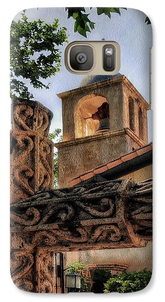Galaxy Case featuring the photograph Tlaquepaque Chapel by Jim Hill