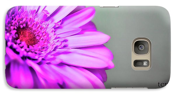 Galaxy Case featuring the photograph To The World by Traci Cottingham