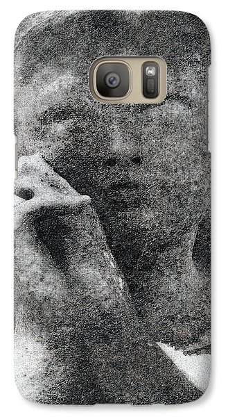 Galaxy Case featuring the photograph  Our Father by Fine Art By Andrew David