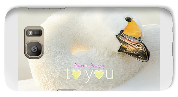 To You #001 Galaxy S7 Case