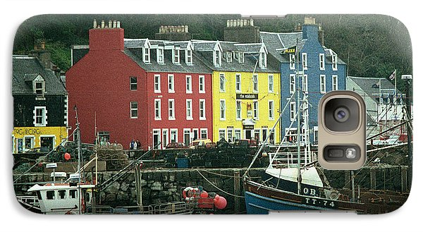 Tobermory I Galaxy S7 Case