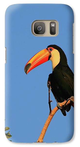 Toco Toucan Galaxy S7 Case by Bruce J Robinson