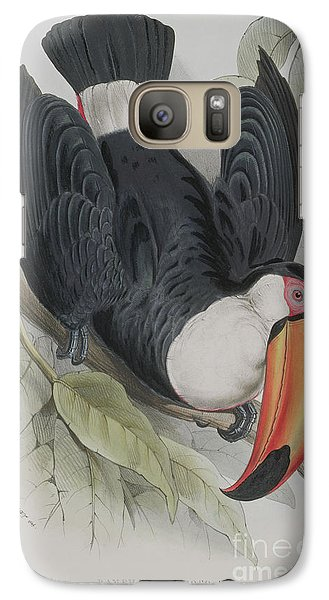 Toco Toucan Galaxy S7 Case