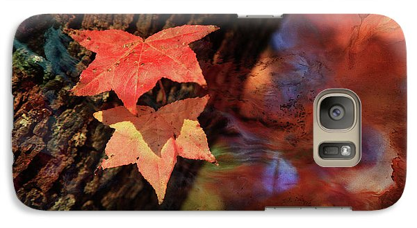 Galaxy Case featuring the photograph Together II by Toni Hopper