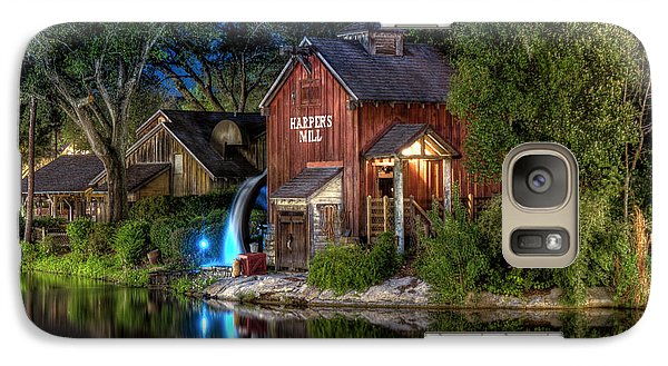 Tom Sawyers Harper's Mill Galaxy S7 Case