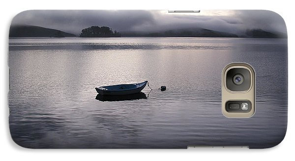 Galaxy Case featuring the photograph Tomales Bay At Sunset by Dianne Levy