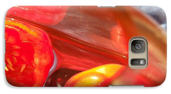 Tomatoe Red Galaxy S7 Case