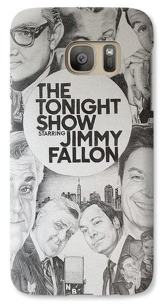 Tonight Show Galaxy S7 Case