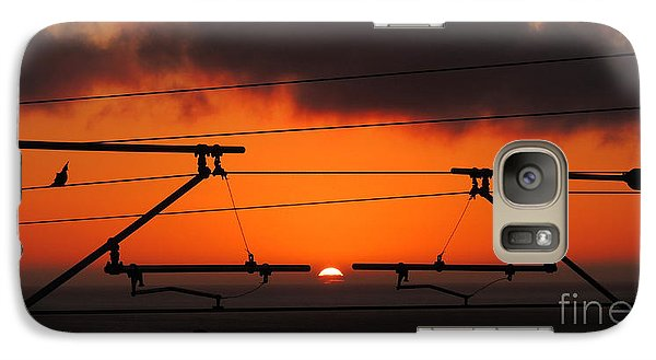 Galaxy Case featuring the photograph Top Notch Spot by Linda Hollis
