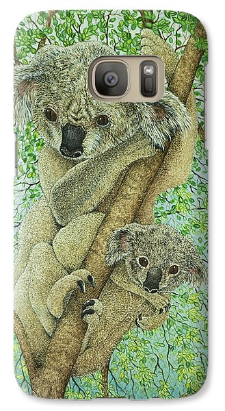 Top Of The Tree Galaxy S7 Case by Pat Scott