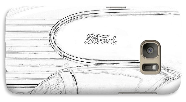 Torpedo Ford Galaxy S7 Case