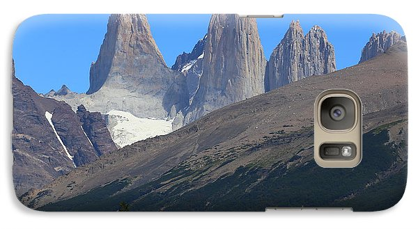 Galaxy Case featuring the photograph Torres Del Paine by Andrei Fried