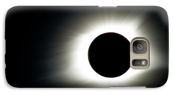 Totality And Mercury Galaxy S7 Case