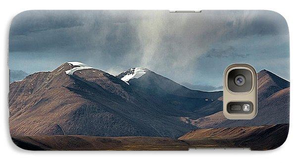 Touch Of Cloud Galaxy S7 Case by Hitendra SINKAR