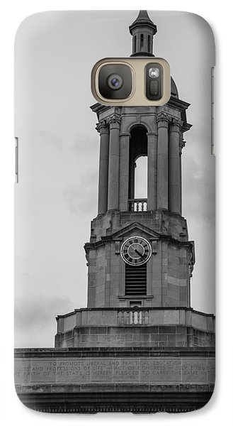 Tower At Old Main Penn State Galaxy S7 Case