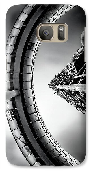 Galaxy Case featuring the photograph Tower by Jorge Maia
