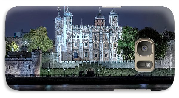 Tower Of London Galaxy S7 Case