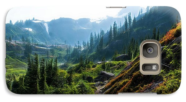 Trail In Mountains Galaxy S7 Case