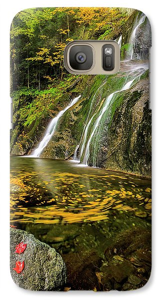 Galaxy Case featuring the photograph Tranquil Waters by Mike Lang