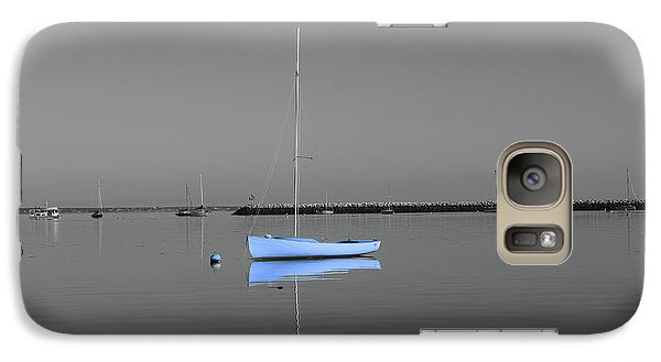 Galaxy Case featuring the photograph Tranquil Waters by Sebastian Mathews Szewczyk