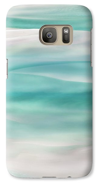 Galaxy Case featuring the photograph Tranquil Turmoil by Az Jackson