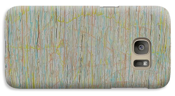Galaxy Case featuring the painting Tranquility by Jacqueline Athmann