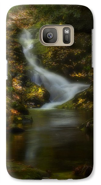 Galaxy Case featuring the photograph Tranquility by Ellen Heaverlo