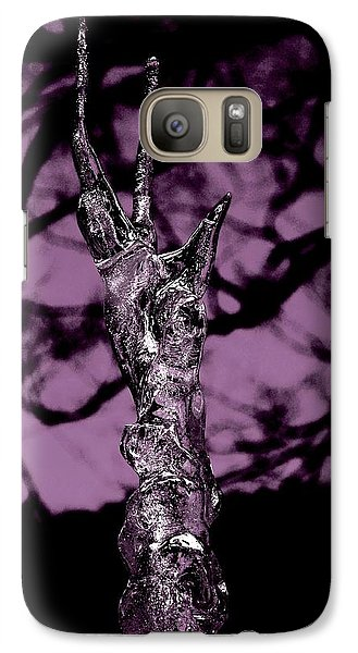 Galaxy Case featuring the digital art Transference by Danielle R T Haney