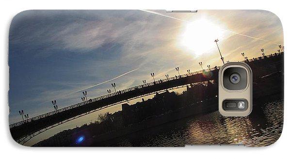 Transfix The Sun Galaxy S7 Case