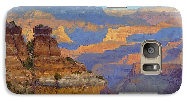 Grand Canyon Galaxy S7 Case - Transient Light by Cody DeLong