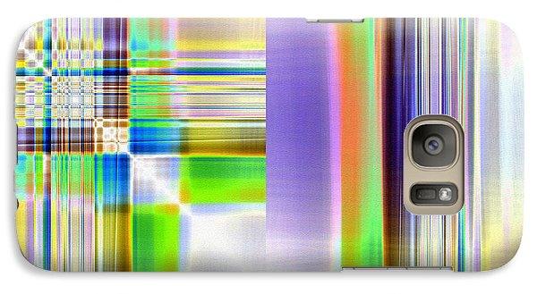 Galaxy Case featuring the digital art Transverse by Tom Druin