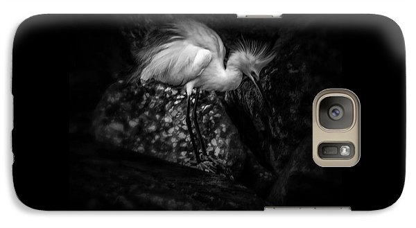 Stork Galaxy S7 Case - Tread Lightly by Marvin Spates