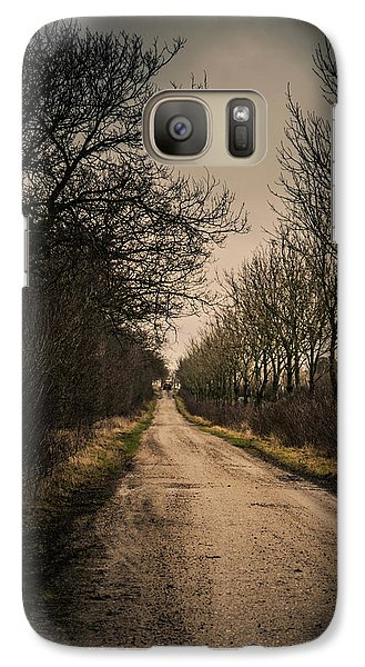 Galaxy Case featuring the photograph Treadmill by Odd Jeppesen