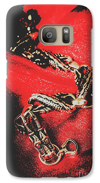 Dragon Galaxy S7 Case - Treasures From The Asian Silk Road by Jorgo Photography - Wall Art Gallery