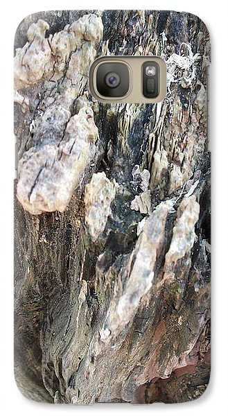 Galaxy Case featuring the photograph Tree Abstract by Skyler Tipton