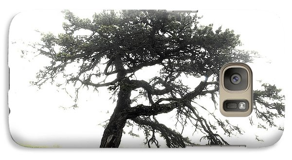 Galaxy Case featuring the photograph Tree by Alex Grichenko