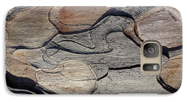 Galaxy Case featuring the photograph Tree Bark 2 by Jean Bernard Roussilhe