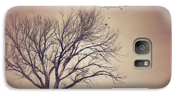 Galaxy Case featuring the photograph Tree by Juli Scalzi