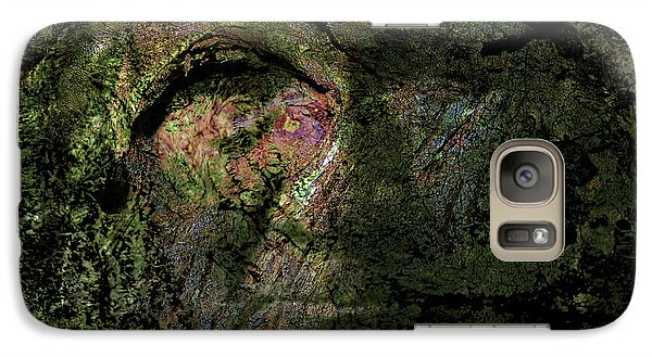 Galaxy Case featuring the photograph Tree Memories # 18 by Ed Hall